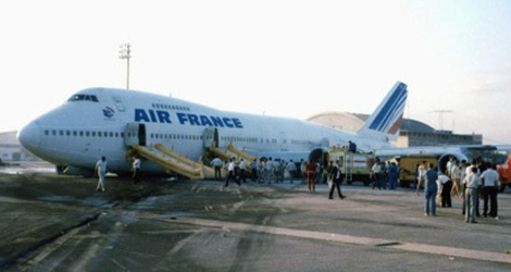 Air France Flight AF091