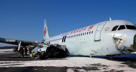 Air Canada flight AC624