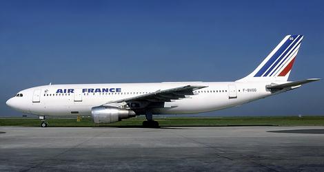 Air France flight AF125