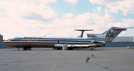 American Airlines flight AA1340