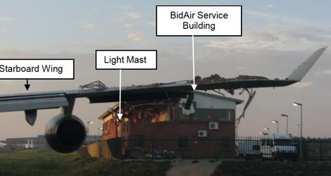 British Airways flight BA034