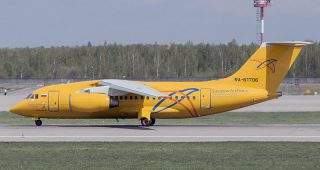 Saratov Airlines flight 6W706