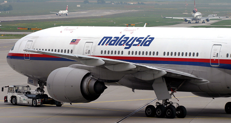 Malaysia Airlines flight MH124