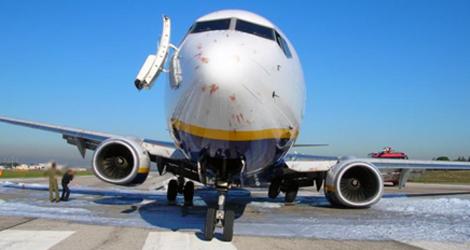 Ryanair flight FR4102