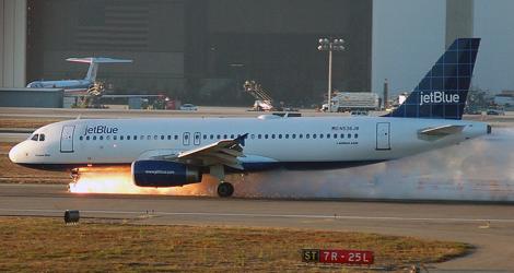 Jet Blue Airways flight JBA292