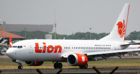 Lion Air flight JT610