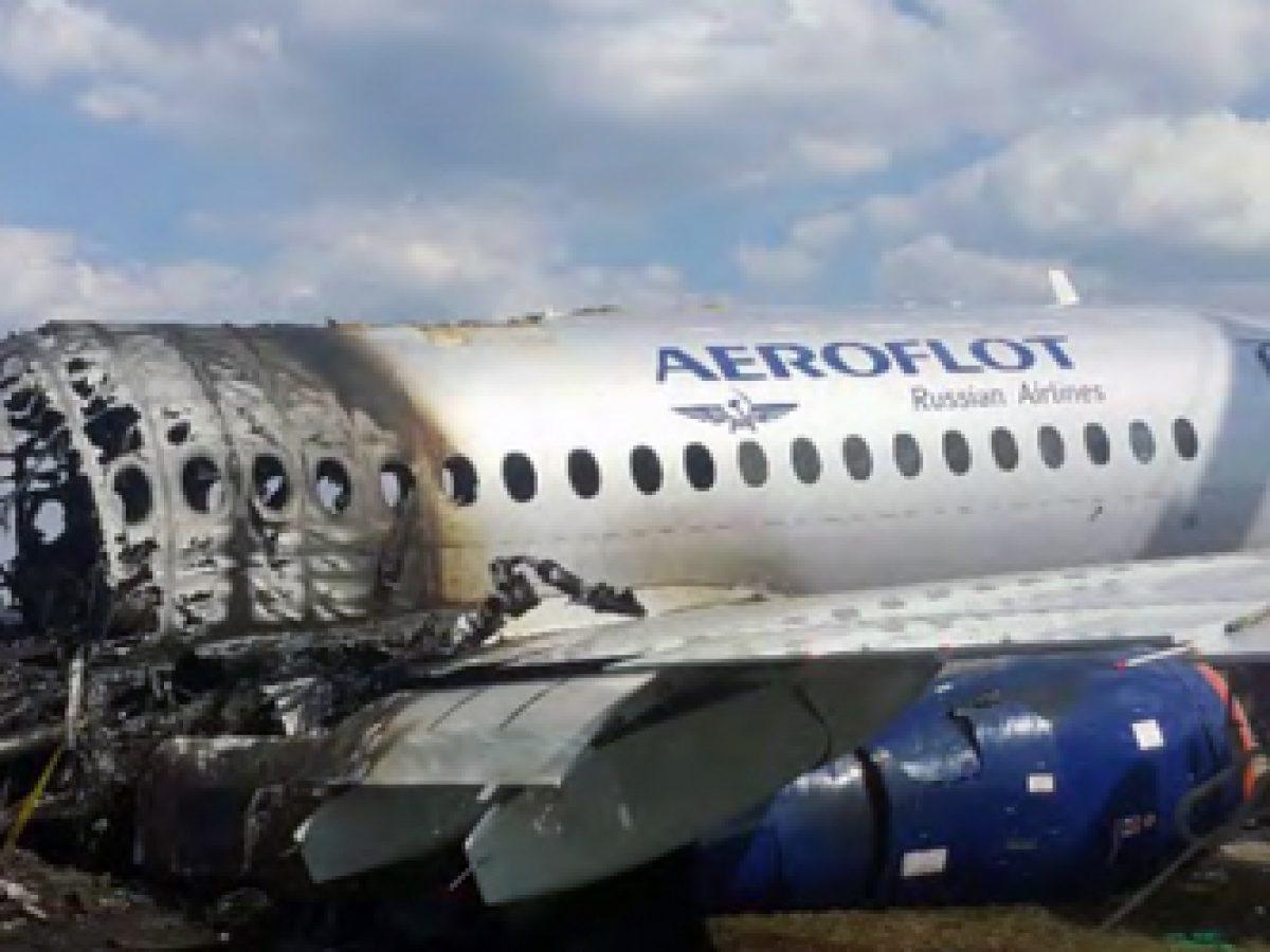 Aeroflot superjet 100 flight SU1492 - Aviation Accidents Database