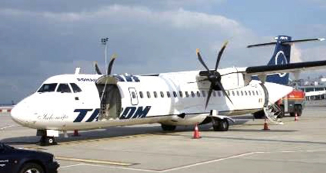 Tarom flight ROT236