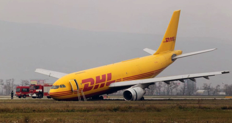 Air Contractors flight DHL6321