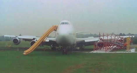 Cargo Airline 4X-ICM