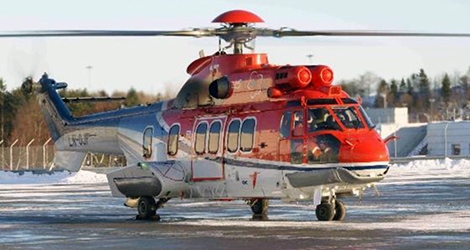 CHC Helikopter Service flight HKS241