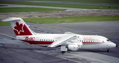 Air BC flight ABL597