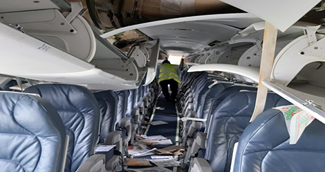 Biman Bangladesh Airlines flight BG060