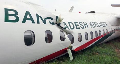 Biman Bangladesh Airlines flight BG060